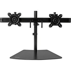 StarTech.com Dual Monitor Stand - Monitor Mount for Two LCD or LED Di