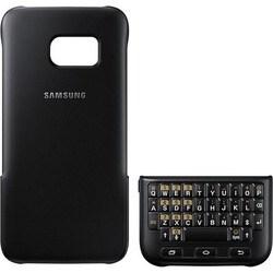 Samsung Keyboard/Cover Case for Smartphone - Black
