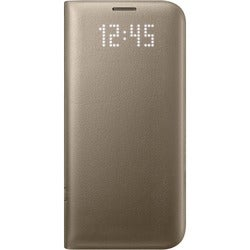 Samsung Carrying Case (Folio) for Smartphone - Gold