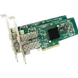 AddOn 100Mbs Single Open ST Port 2km MMF PCIe x1 Network Interface Ca