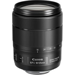 Canon - 18 mm to 135 mm - f/3.5 - 5.6 - Standard Zoom Lens for Canon