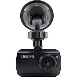 "Uniden Dash Cam Digital Camcorder - 1.5"" LCD - Full HD - Black"