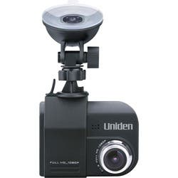 "Uniden Dash Cam DC4 Digital Camcorder - 2.4"" LCD - Full HD - Black