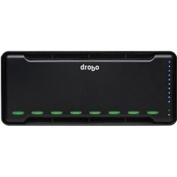 Drobo B810i SAN Array - 8 x HDD Supported - 4 x HDD Installed - 16 TB