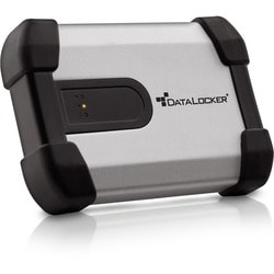 "DataLocker H100 500 GB 2.5"" External Hard Drive"