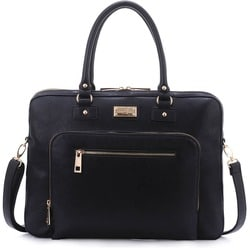 "Sandy Lisa London Carrying Case for 15.6"", Notebook - Black"
