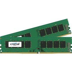 Crucial 16GB Kit (8GBx2) DDR4-2133 UDIMM