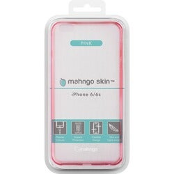 ReVamp Mahngo Skin Slim TPU Protective Case (Pink) (iPhone 6/6S)