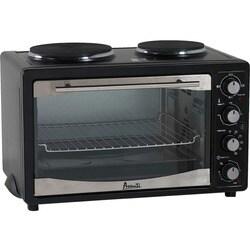 Nutrichef Pkrto28 Multifunction Kitchen Oven Countertop