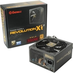 Enermax Revolution-X't II ERX550AWT ATX12V & EPS12V Power Supply