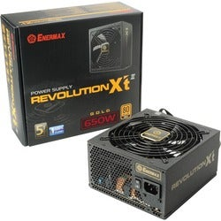 Enermax Revolution-X't II ERX650AWT ATX12V & EPS12V Power Supply