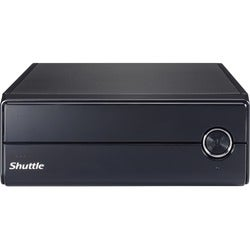 Shuttle XPC XH110V Barebone System Slim PC - Intel H110 Chipset - Soc