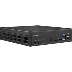 Shuttle XPC DH110 Barebone System Slim PC - Intel H110 Express Chipse