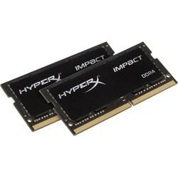 Kingston HyperX Impact SODIMM - 32GB Kit (2x16GB) - DDR4 2400MHz