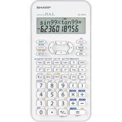 Sharp EL-531XBDW Scientific Calculator with 2 Line Display