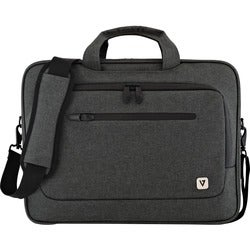"V7 CTPX1-1N Carrying Case (Briefcase) for 15.6"" Notebook - Gray"