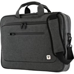 """V7 CTPX6-1N Carrying Case (Briefcase) for 14.1"""" Notebook - Gray