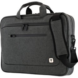 "V7 CTPX6-1N Carrying Case (Briefcase) for 14.1"" Notebook - Gray"