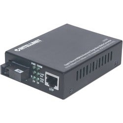 Intellinet Network Solutions Gigabit Ethernet WDM (RX1550/TX1310) Bi-