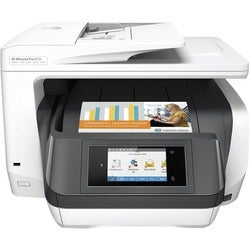 HP OfficeJet Pro 8730 e-All-in-One Printer - Inkjet Multifunction Pri
