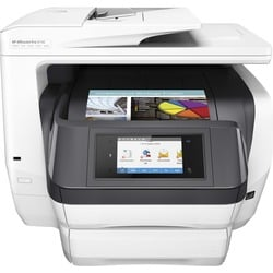 HP Officejet Pro 8740 Inkjet Multifunction Printer - Color - Plain Pa