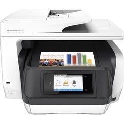 HP Officejet Pro 8720 Inkjet Multifunction Printer - Color - Plain Pa
