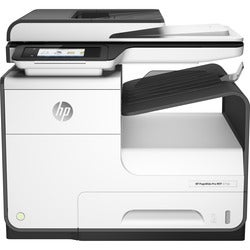 HP PageWide Pro 477dn Page Wide Array Multifunction Printer - Color -
