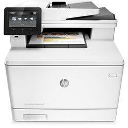 HP LaserJet Pro M477fdn Laser Multifunction Printer - Refurbished - C