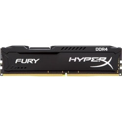 Kingston FURY Memory Black - 32GB Kit (2x16GB) - DDR4 2400MHz CL15 DI