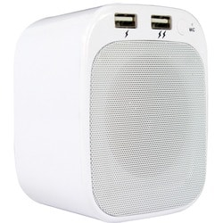 Digital Treasures Lyrix Speaker System - Portable, Wall Mountable - W