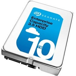 "Seagate ST10000NM0016 10 TB 3.5"" Internal Hard Drive - SATA"