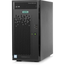 HP ProLiant ML10 G9 4U Tower Server - 1 x Intel Xeon E3-1225 v5 Quad-