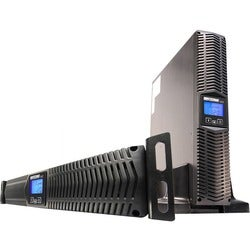 Minuteman 1500 VA Line Interactive Rack/Wall/Tower UPS with 6 Outlets