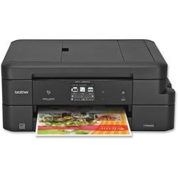 Brother MFC-J985DW Inkjet Multifunction Printer - Color - Plain Paper