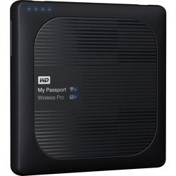 WD 2TB My Passport Wireless Pro Portable External Hard Drive - WiFi A