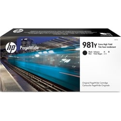 HP 981Y Original Ink Cartridge - Black
