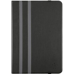 "Belkin Twin Stripe Carrying Case (Folio) for 10"" iPad Air 2 - Black"