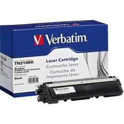 Verbatim Remanufactured Toner Cartridge - Brother TN210BK - Black
