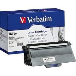 Verbatim Remanufactured Toner Cartridge - Brother TN780 - Black
