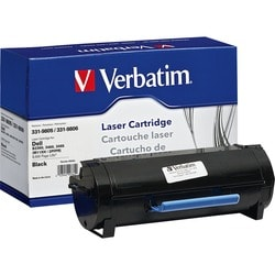 Verbatim Remanufactured Toner Cartridge - Dell 331-9805, 331-9806 - B