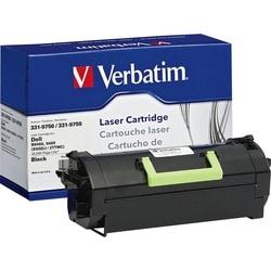Verbatim Remanufactured Toner Cartridge - Dell 331-9756, 331-9755 - B