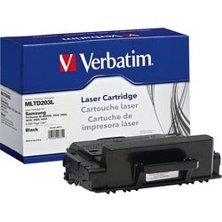Verbatim Remanufactured Toner Cartridge - Samsung MLTD203L - Black