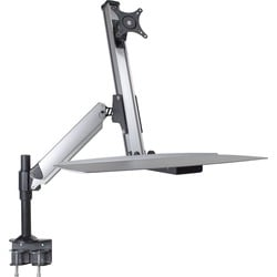 DoubleSight Displays DS-ERGO-100 Ergonomic Sit/Stand Monitor Arm and