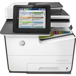 HP PageWide Enterprise 586dn Page Wide Array Multifunction Printer -