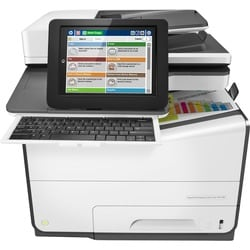 HP PageWide Enterprise 586z Page Wide Array Multifunction Printer - C
