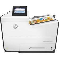 HP PageWide Enterprise 556dn Page Wide Array Printer - Color - 2400 x