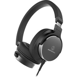 Audio-Technica On-Ear High-Resolution Audio Headphones