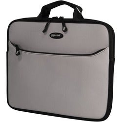 "Mobile Edge SlipSuit Carrying Case (Sleeve) for 16"" Notebook - Silver"