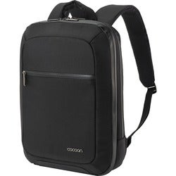 """Cocoon Slim Carrying Case (Backpack) for 15.6"""" Notebook - Black