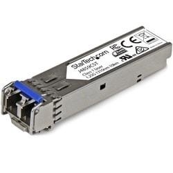 StarTech.com Gigabit Fiber SFP Transceiver Module - HP J4859C Compati